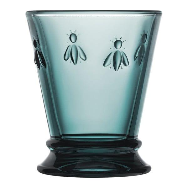 Tmavě modrá sklenice La Rochére Bee, 260 ml