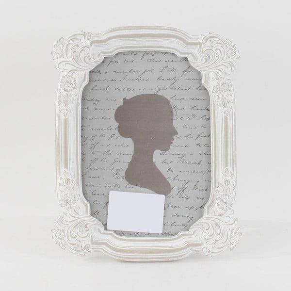 Fotorámeček White Flowers, 10x15 cm