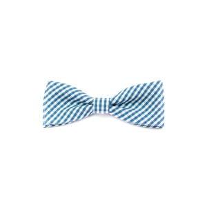 Motýlek Premium, modrý