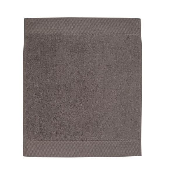 Hnědá koupelnová předložka Seahorse Pure, 50x60cm