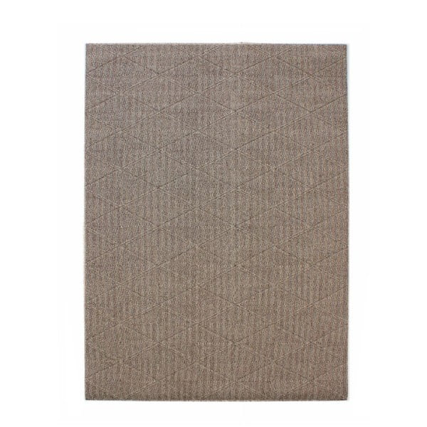 Covor Flair Rugs Petronas Brown, 67 x 300 cm