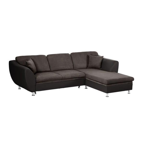 Maderna barna kihúzható kanapé, jobb oldali - Florenzzi