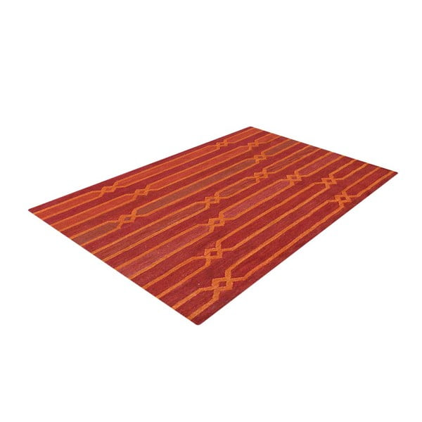 Ručně tkaný koberec Kilim D no.781, 140x200 cm
