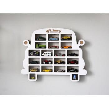 Raft în formă de mașină Unlimited Design for kids imagine