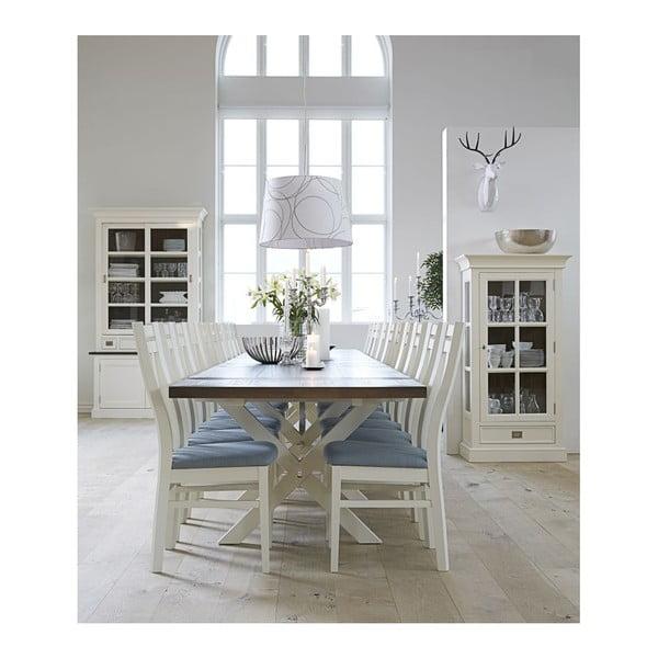 Rozkládací jídelní stůl Skagen, 240x76x100 cm