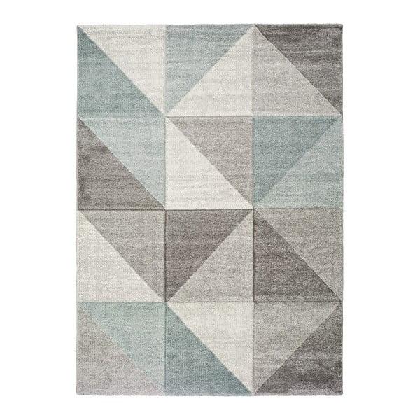 Retudo Naia kék-szürke szőnyeg, 140 x 200 cm - Universal