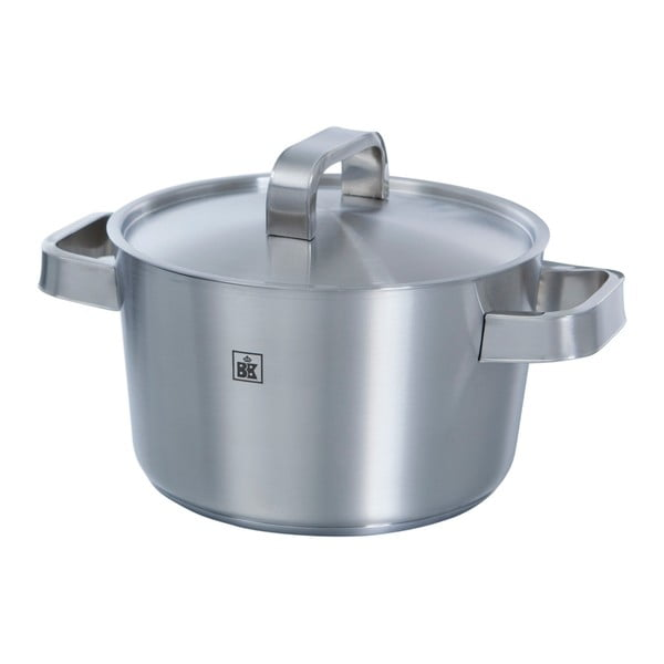 Nerezový hrnec BK Cookware Conical+, 16 cm