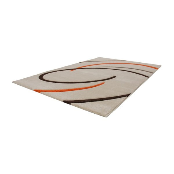 Koberec Melusine 444 Ivory/Orange, 160x230 cm