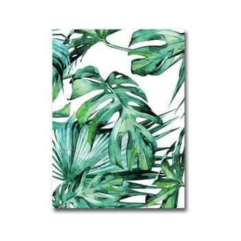 Tablou Canvart Jungle, 28 x 38 cm
