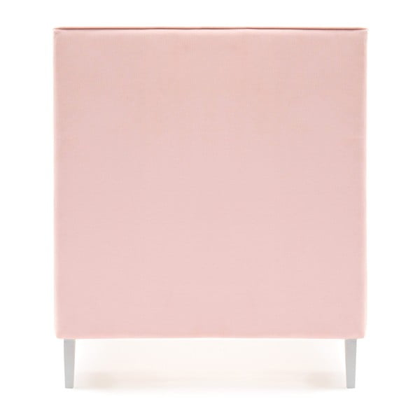Dětská růžová postel PumPim Mia, 200x90xm