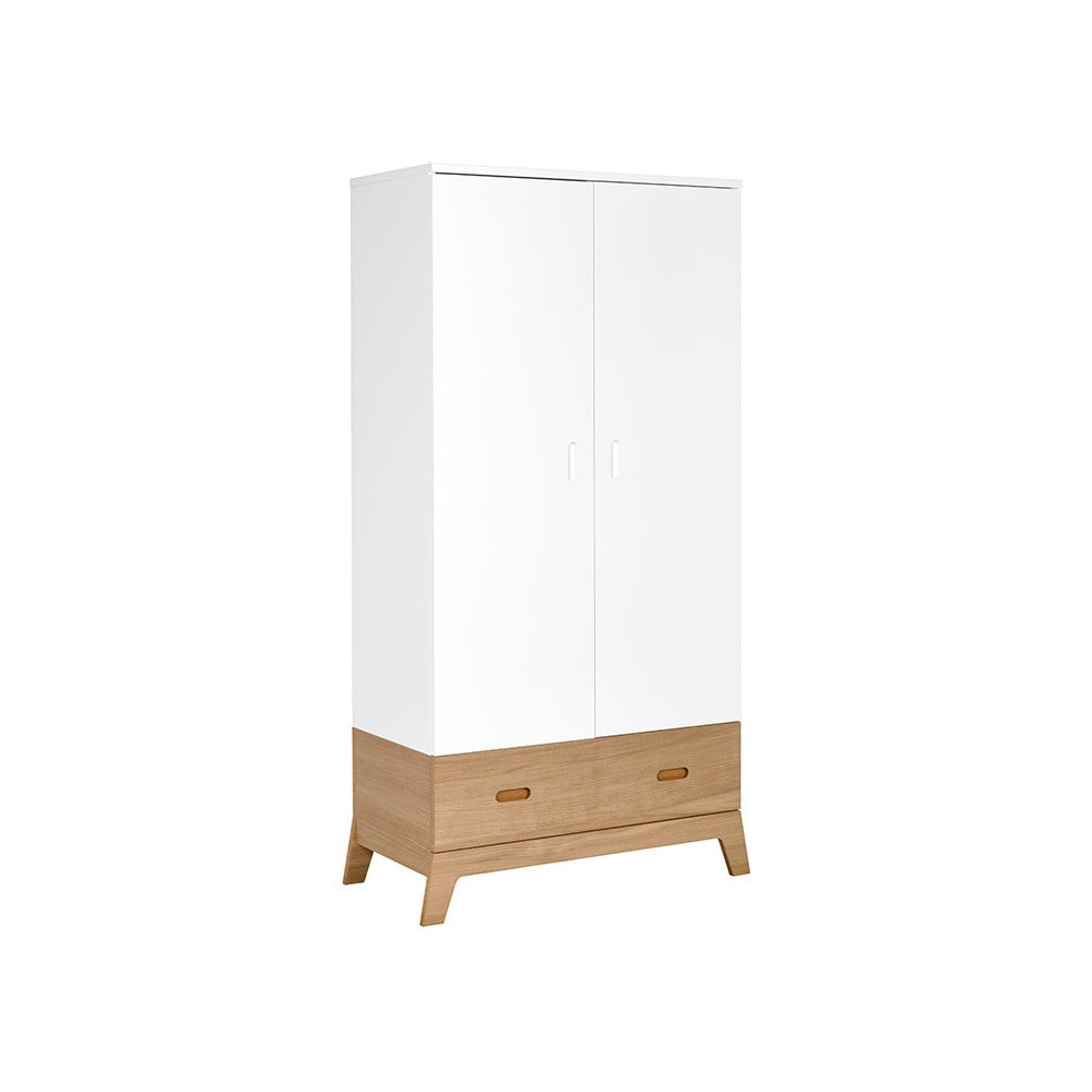 Bílá šatní skříň BÉBÉ Provence Archipelago