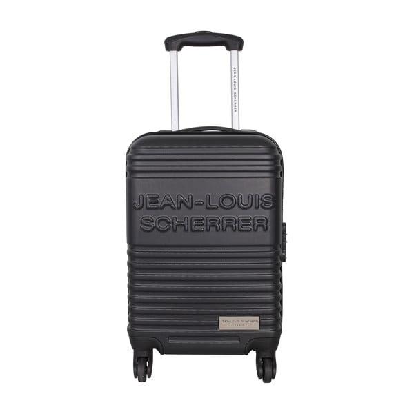 Kufr s příručním zavazadlem Case Jean Louis Scherrer Black