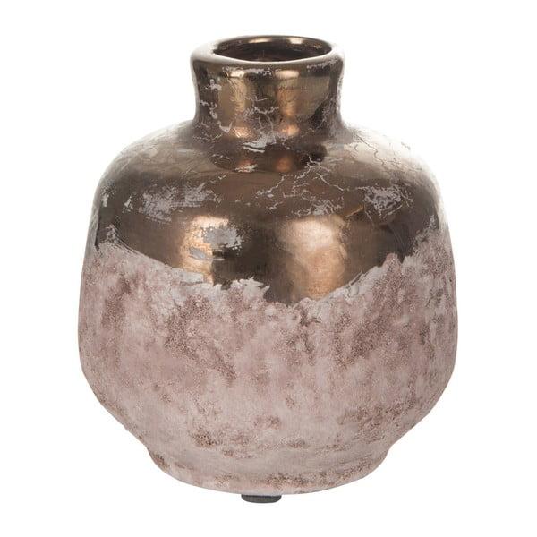 Terakotová váza Coppo, výška 11 cm