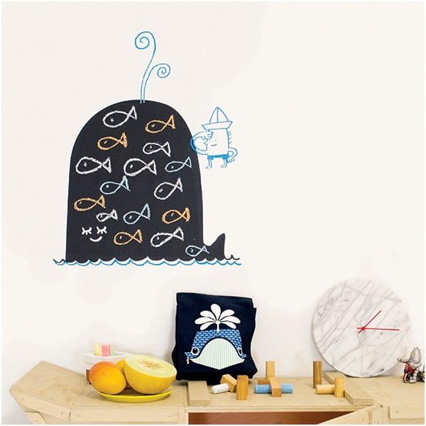 Samolepící tabule Whale