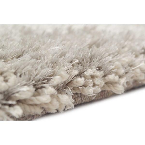 Ručně tuftovaný koberec Monaco Silver, 120x170cm