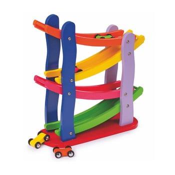Jucărie din lemn Legler Racetrack de la Legler