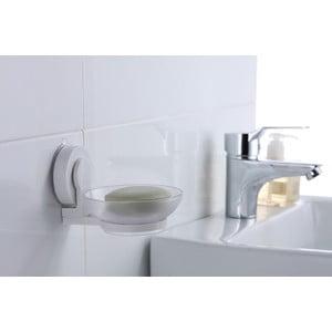 Suport pentru săpun cu montare fără găurire  ZOSO Soap Dish White