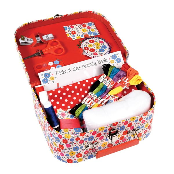 Set de cusut în cutie Rex London Make and Sew