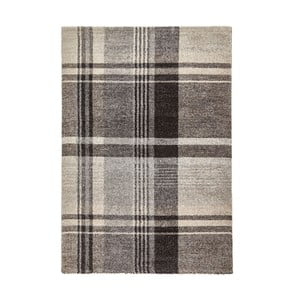 Béžovočerný koberec Think Rugs Elegant, 120x170cm