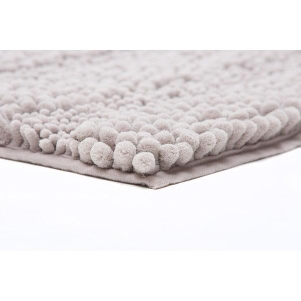 Koupelnová předložka Surface Taupe, 65x110 cm