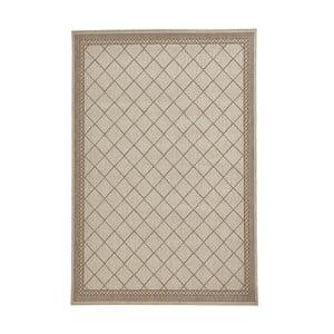 Béžový koberec Think Rugs Cottage, 120x170cm