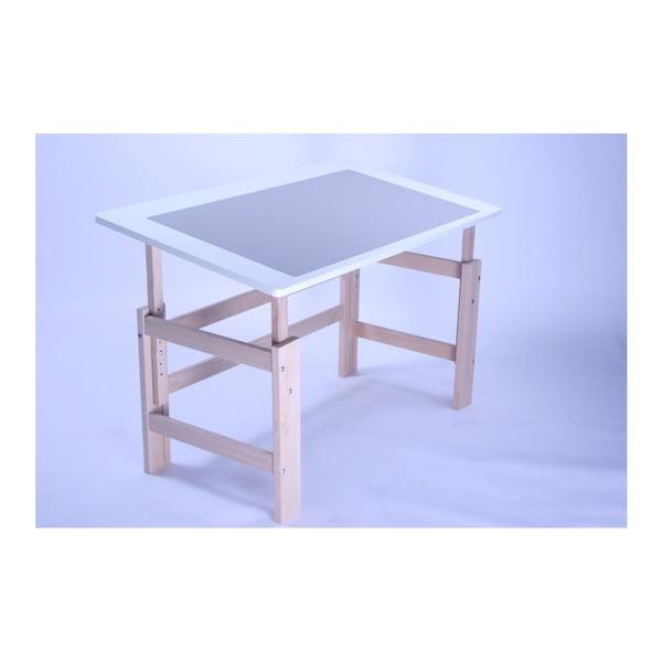 Lujo állítható magasságú gyerek íróasztal, 120 x 65 cm - Manis-h