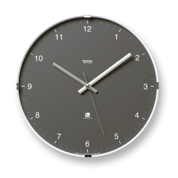 North Clock šedé
