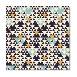 Plakát Pattern 2 od Florenta Bodart, 30x30 cm
