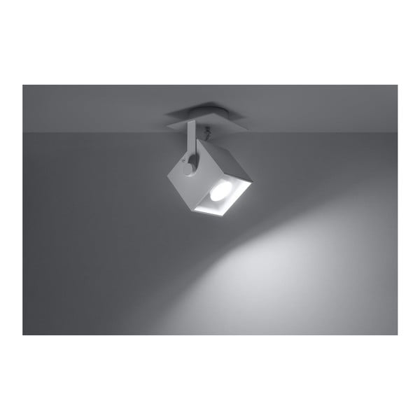 Plafonieră Nice Lamps Noe Una, alb