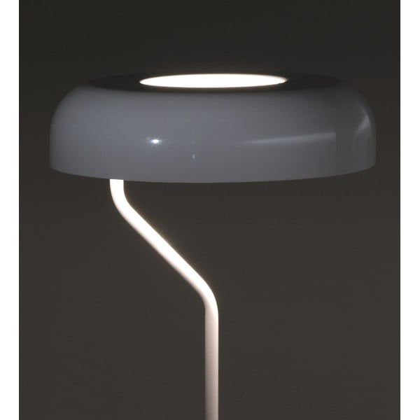 Stojací lampa Jelly White