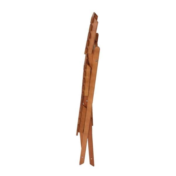 Stojan na květináče z eukalyptového dřeva ADDU Ordeble