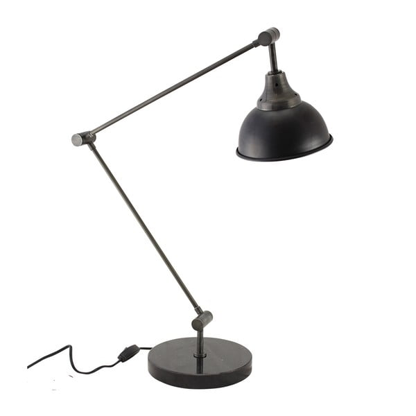 Stolní lampa, černá