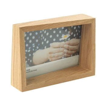 Ramă foto din lemn Umbra Edge, 11 x 17 cm imagine