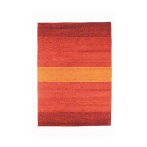 Koberec Baku Stripe Red, 140x200 cm