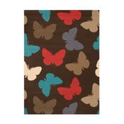 Dětský koberec Zala Living Butterfly, 140x200cm