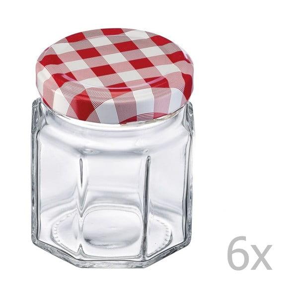 Zestaw 6 słoików z zakrętką Westmark, 100 ml