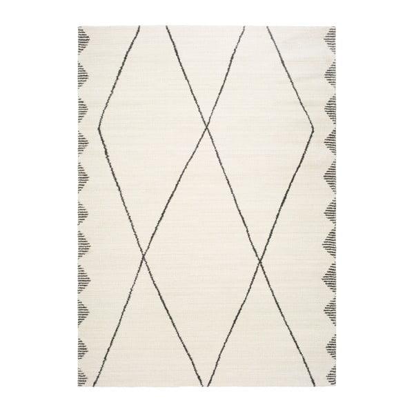 Bílý koberec Universal Tanum Duro, 120 x 170 cm