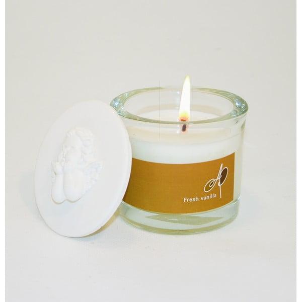 Aromatická svíčka THD Fragnances, vanilka
