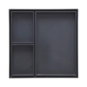 Set de 4 cutiuțe A Simple Mess laura, negru