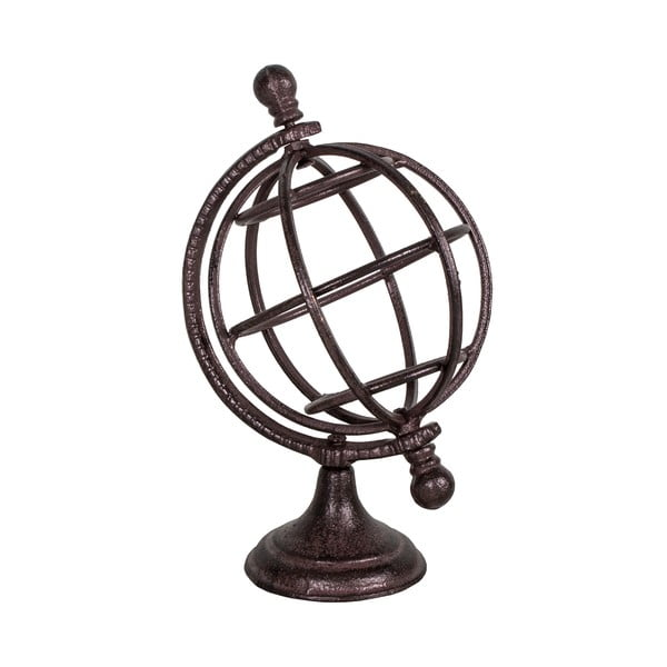 Glob decorativ Antic Line Globe,ø13cm