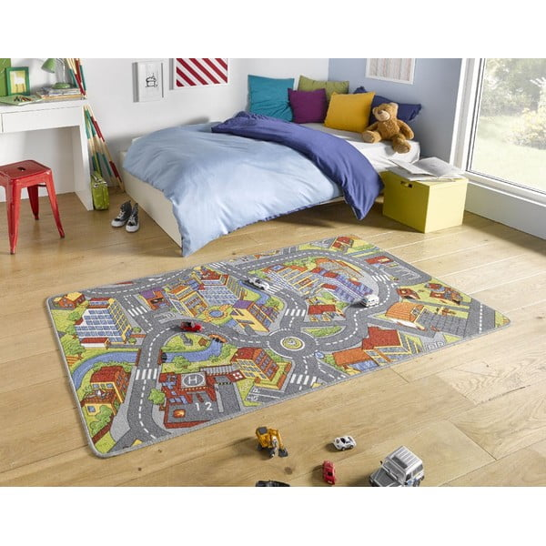 Covor Hanse Home Play Cars, 200 x 300 cm