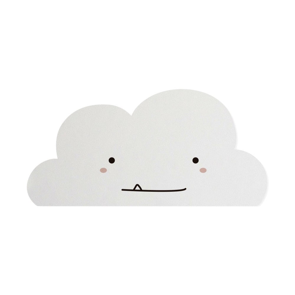 Dětšká předložka Little Nice Things Cloud, 80 x 50 cm