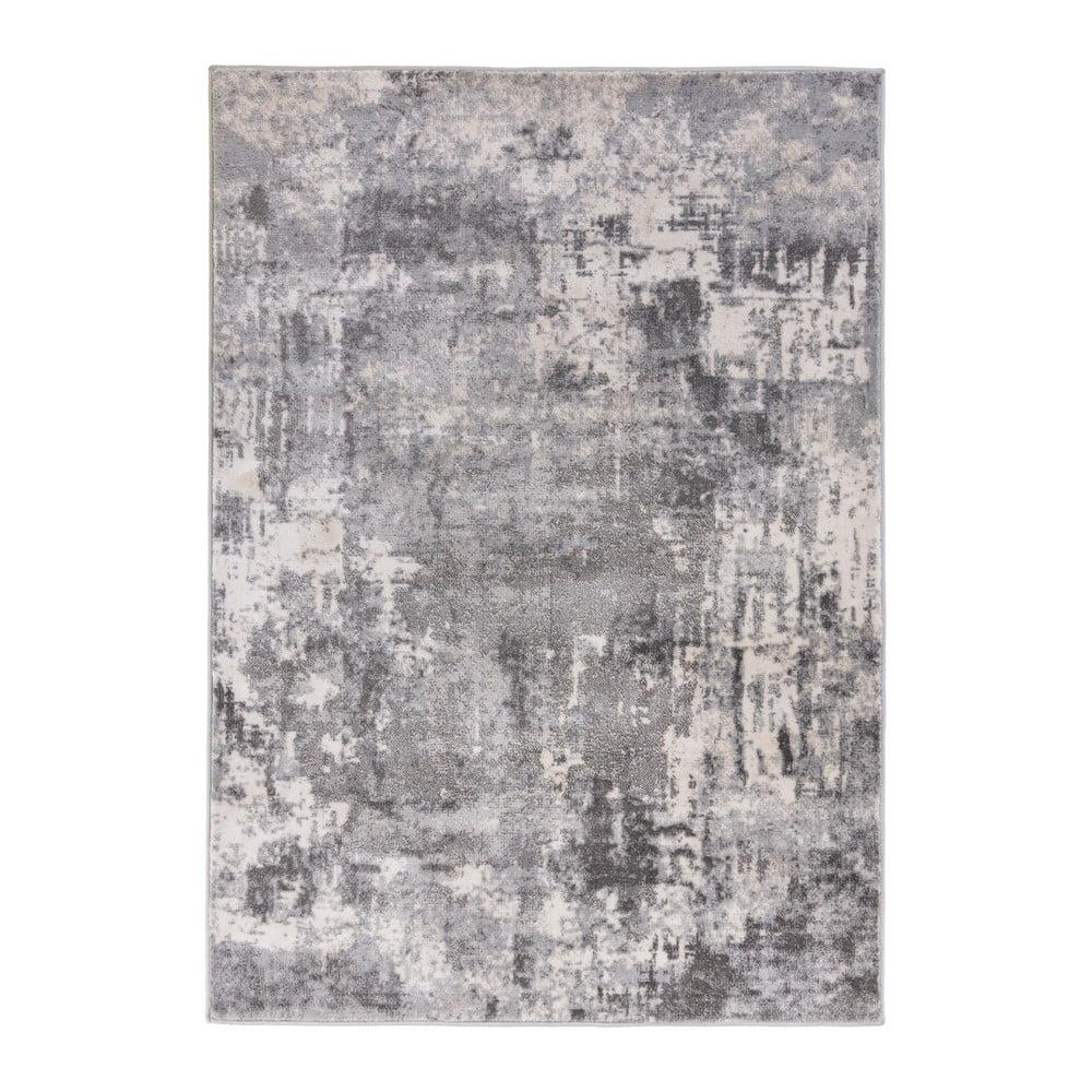 Světle šedý koberec Flair Rugs Wonderlust, 80 x 150 cm