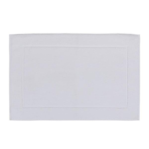 Biały dywanik łazienkowy Betty,50x75cm