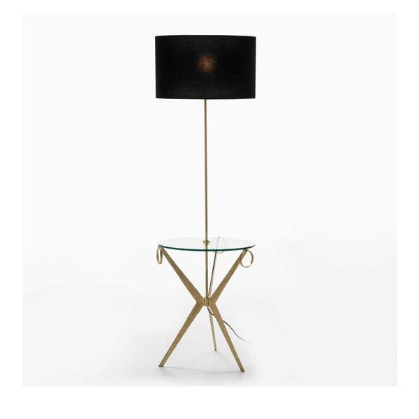 Volně stojící lampa bez stínítka z kovu a skla Thai Natura Stars, výška 148 cm