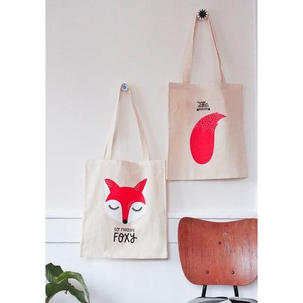 Bavlněná taška Foxy