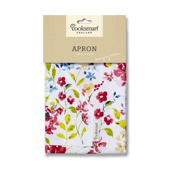 Zástěra Cooksmart England Floral Romance