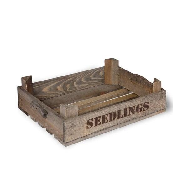 Přepravka na sazeničky ze smrkového dřeva Garden Trading Seedlings