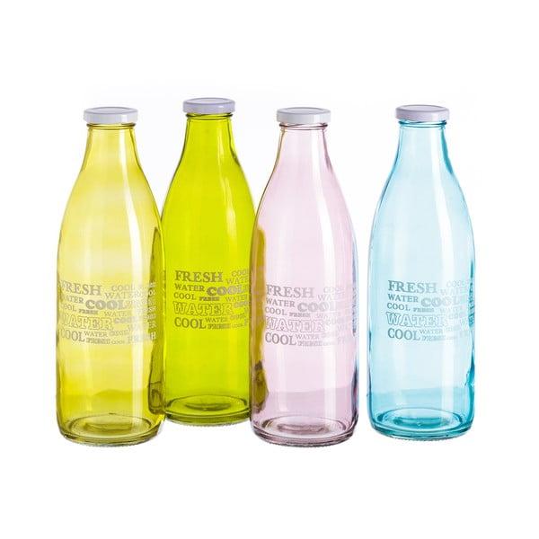 Set 4 sticle Tapa, 1l