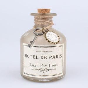 Dekorační láhev s korkovou zátkou Dakls